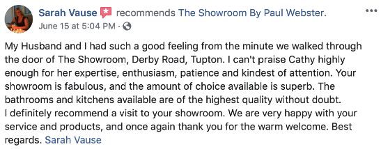showroom review